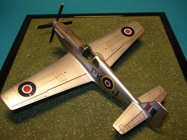P-51B Revell 1/72 DSC04091