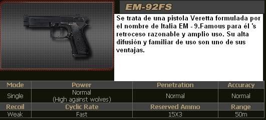 Armas 85e3f7ee