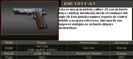 Armas Bd407543