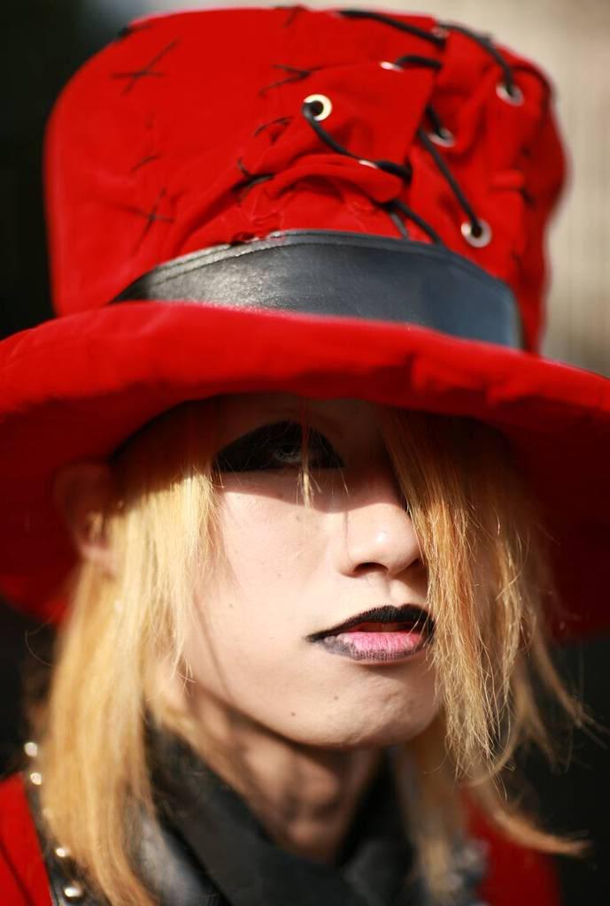 J-rock Cosplay Big_Red_Gazette_hat
