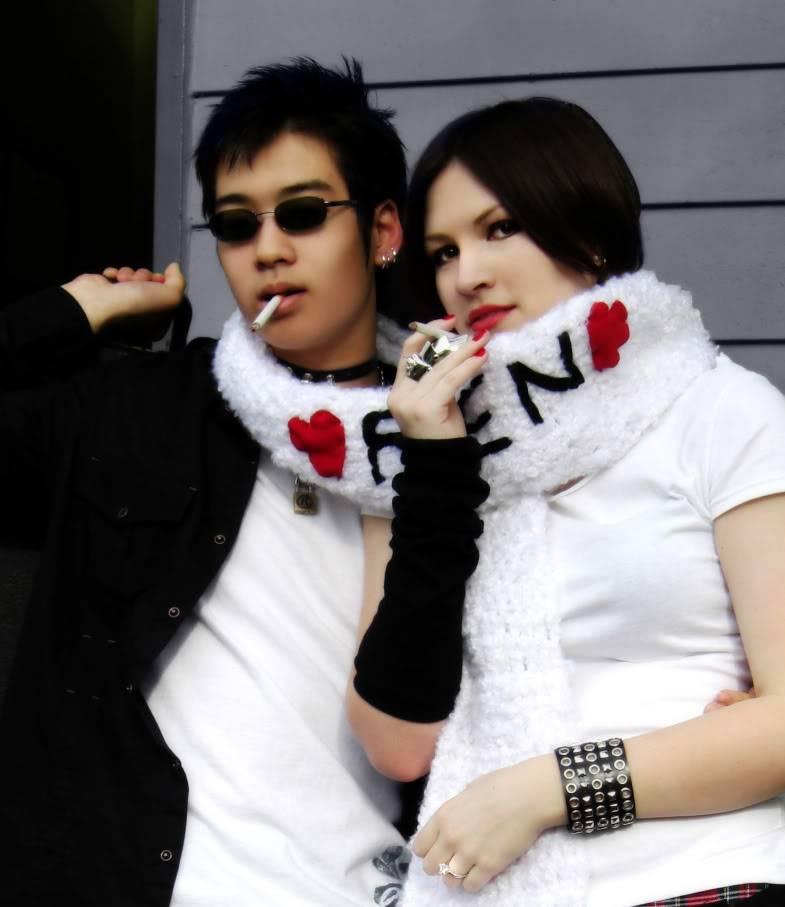 Casais cosplay Cosplay__Nana_and_Ren_by_PecanPie