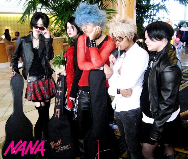 Nana Cosplay NANA_Gathering_by_silverorigami4