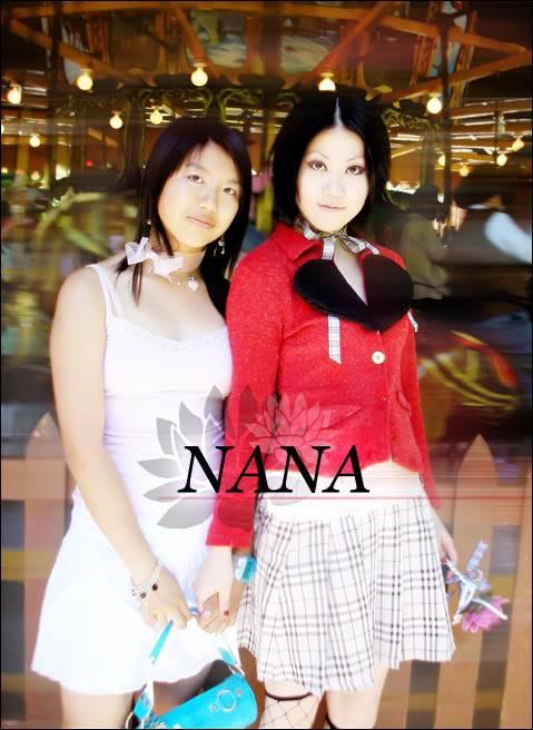 Nana Cosplay NANA_HACHI_at_Merry_Go_Around_by_ak