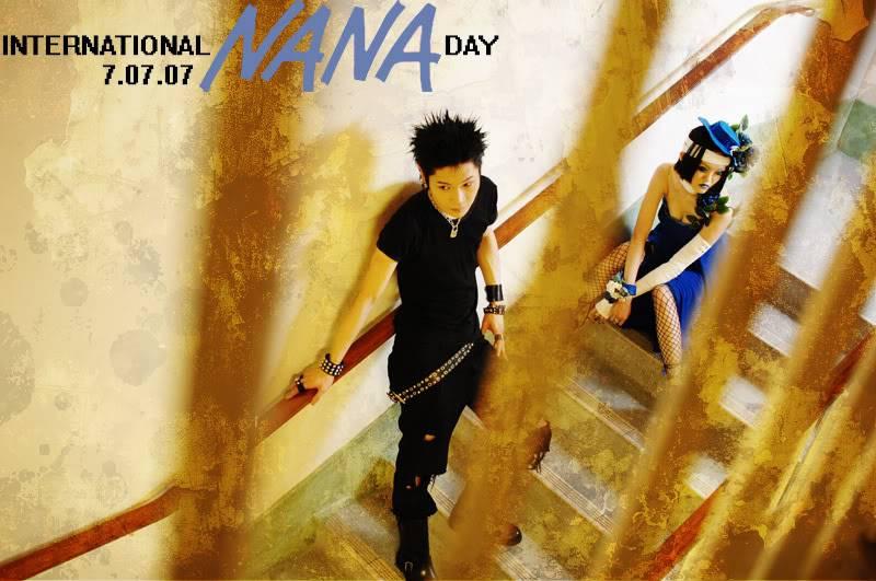 Nana Cosplay __NANA_International_Day_10___by_Vo
