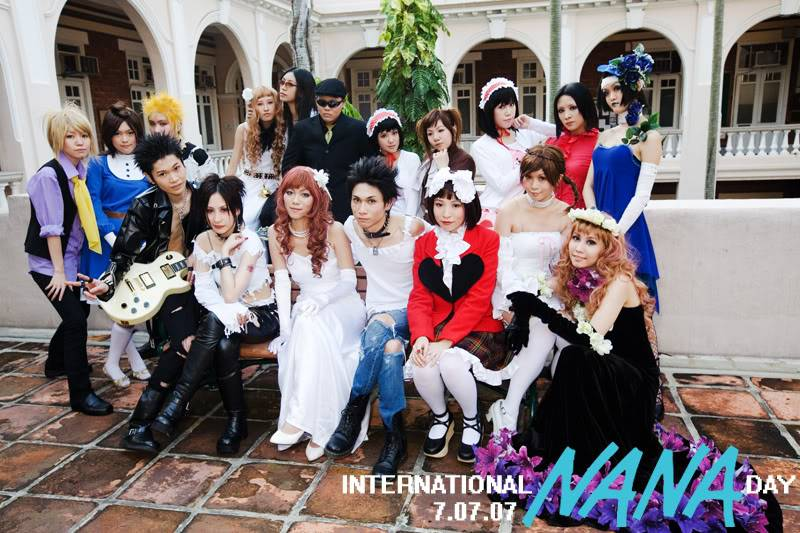 Nana Cosplay __NANA_International_Day_11___by_Vo