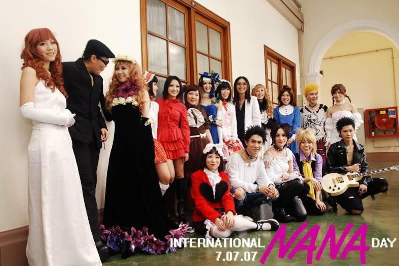 Nana Cosplay __NANA_International_Day_12___by_Vo