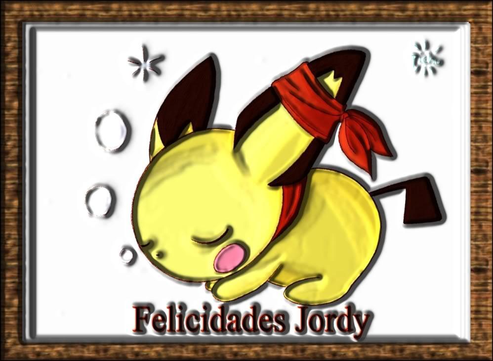 FELICIDADES JORDY!!!!!!! 1-7