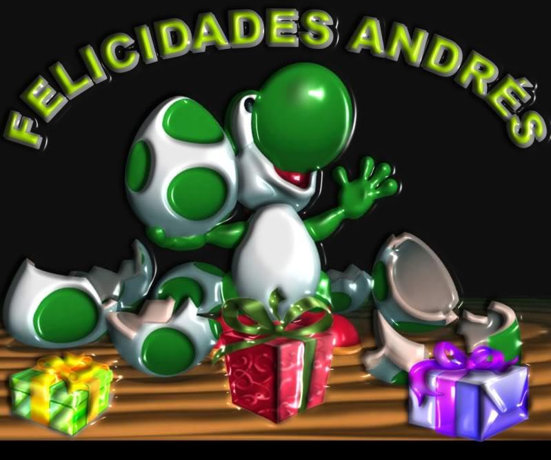FELIZ CUMPLEAÑOS ANDRÉS Imagen2-5