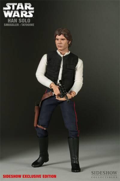 "SW : Han Solo Smuggler Tatooine 12"" figures 21701_press02-001"