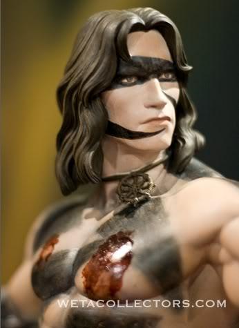 Statuettes, figurines, etc. (grandes photos incluses) - Page 2 Conan