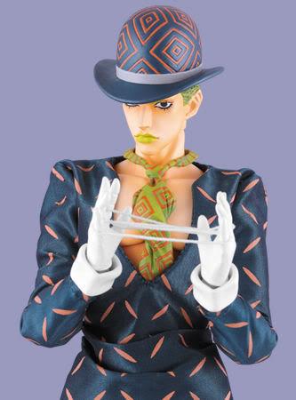 JOJO'S BIZARRE ADVENTURE - DEADMAN'S QUESTIONS - KIRA YOSHIKAGE (RAH-497) Ap_20100623064553689