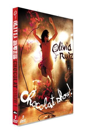 Vos derniers achats DVD et  Blu Ray - Page 2 V-olivia-ruiz
