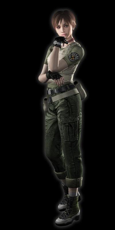 Video game Crushes RebeccaChambers