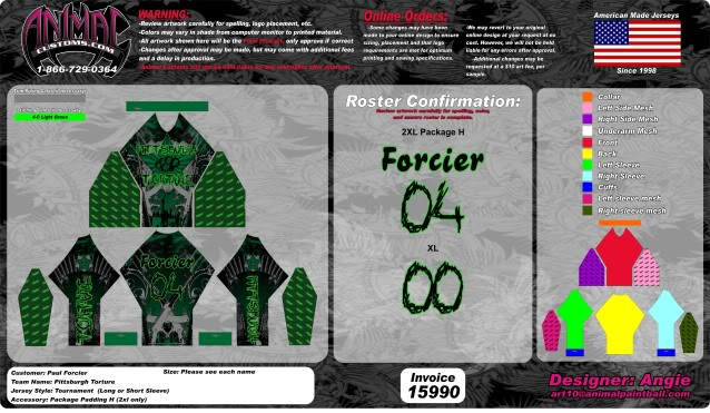 2014 Pittsburgh Torture jersey 15990-PittsburghTortureTC