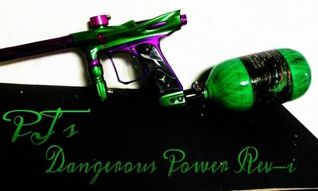 My custom DP Rev-i PJsDPRev-i