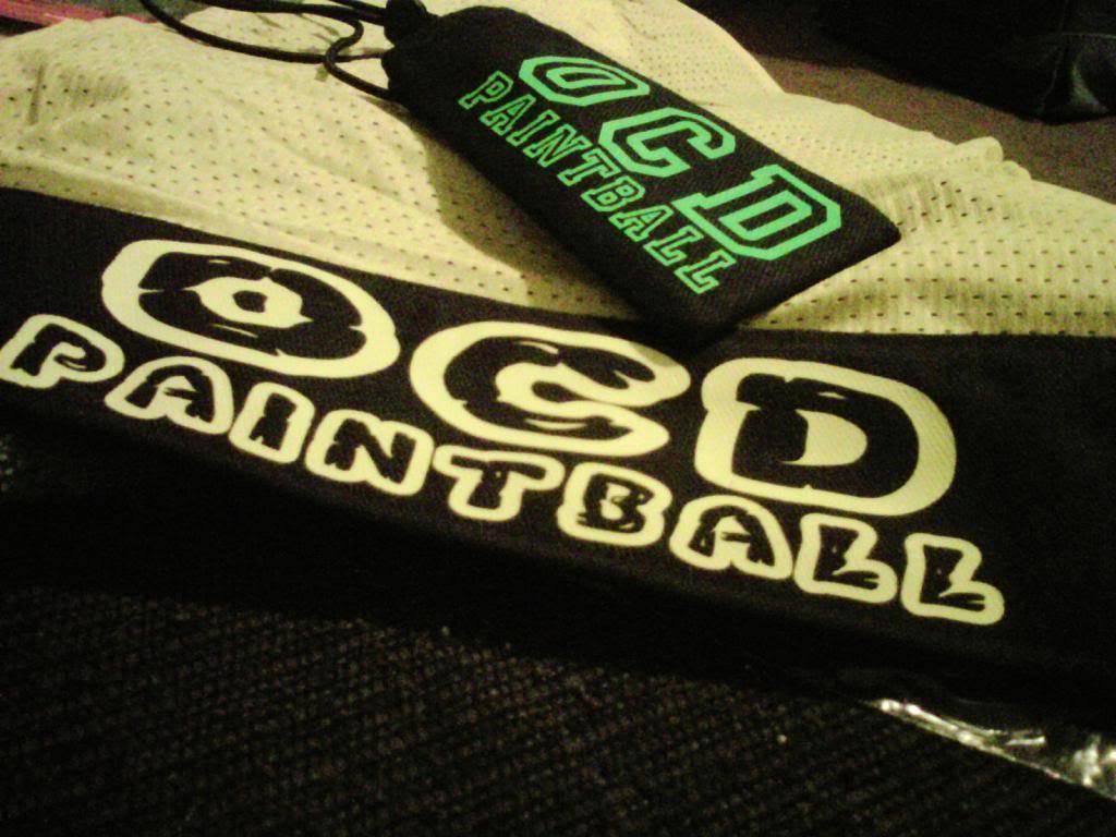 OCD Paintball Ocd