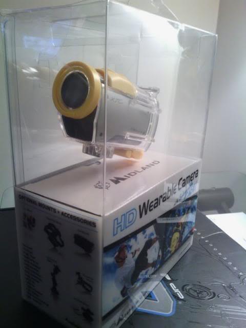 Midland XTC 200 Helmet cam Xtc2002