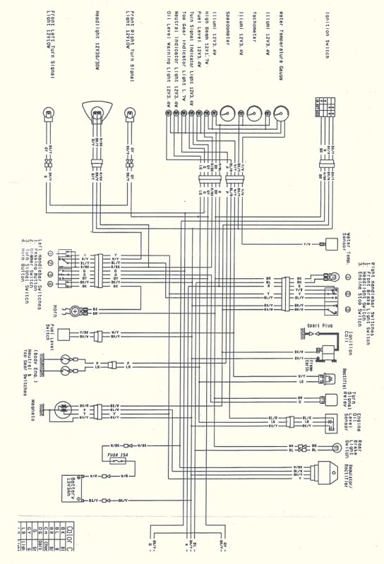 Ninja Wiring Diagram