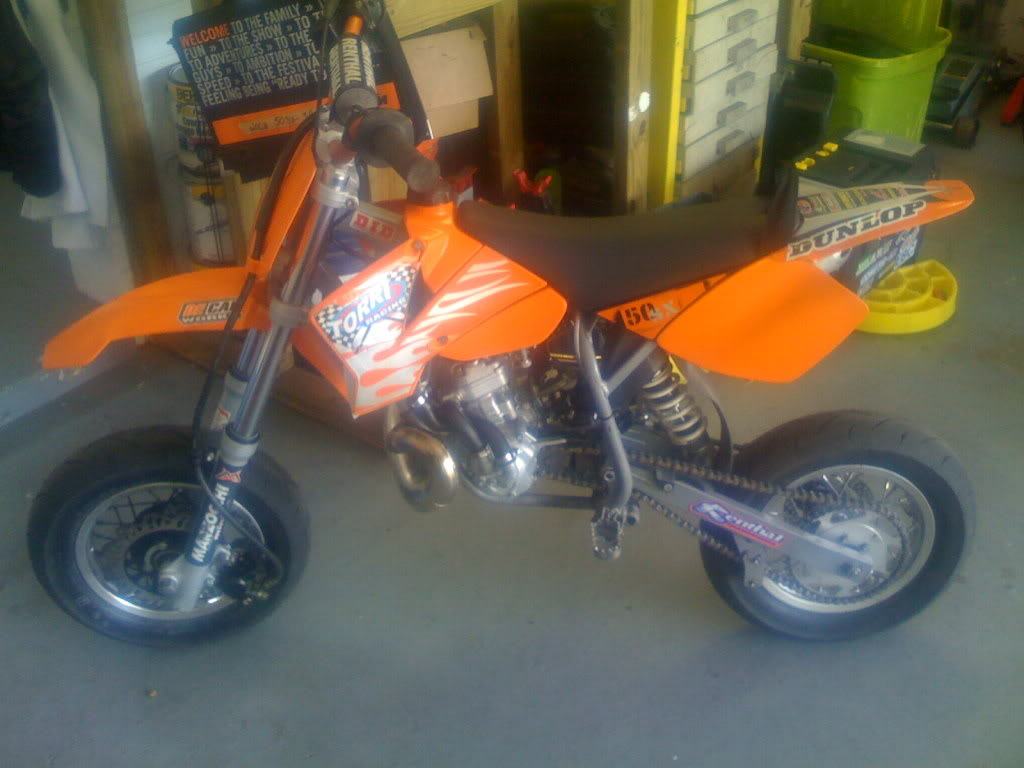 2006 KTM 50 Sr Motard $1000 Picture003