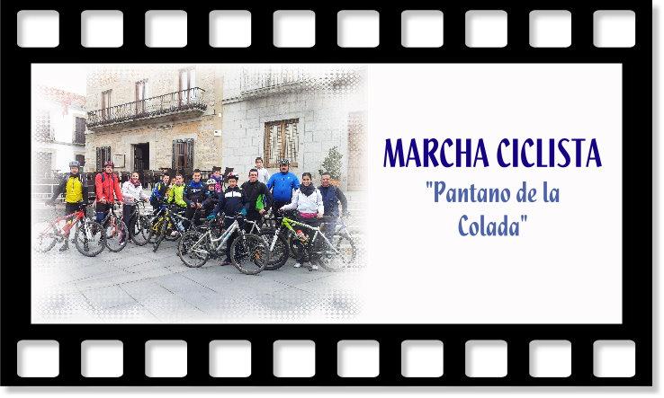 """[ALBUM DE FOTOS] I Marcha Ciclista """"Pantano de la Colada"""" Collage-1"""