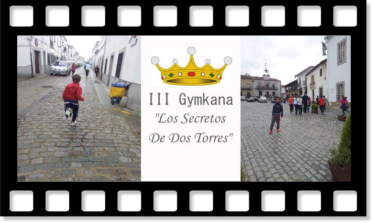"""[ALBUM DE FOTOS] III Gymkana """"Los Tesoros de Dos Torres"""" Collage-3"""