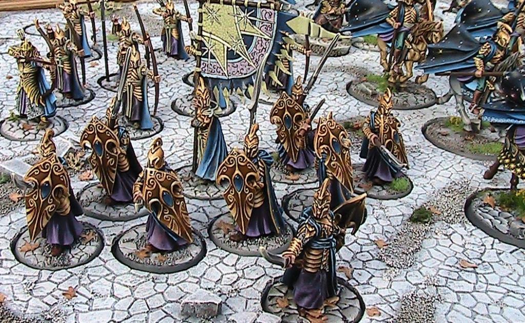 The Last Alliance - L'ultima Alleanza tra Uomini ed Elfi diorama esercito IMG_4296_zpsf1ca0f7d