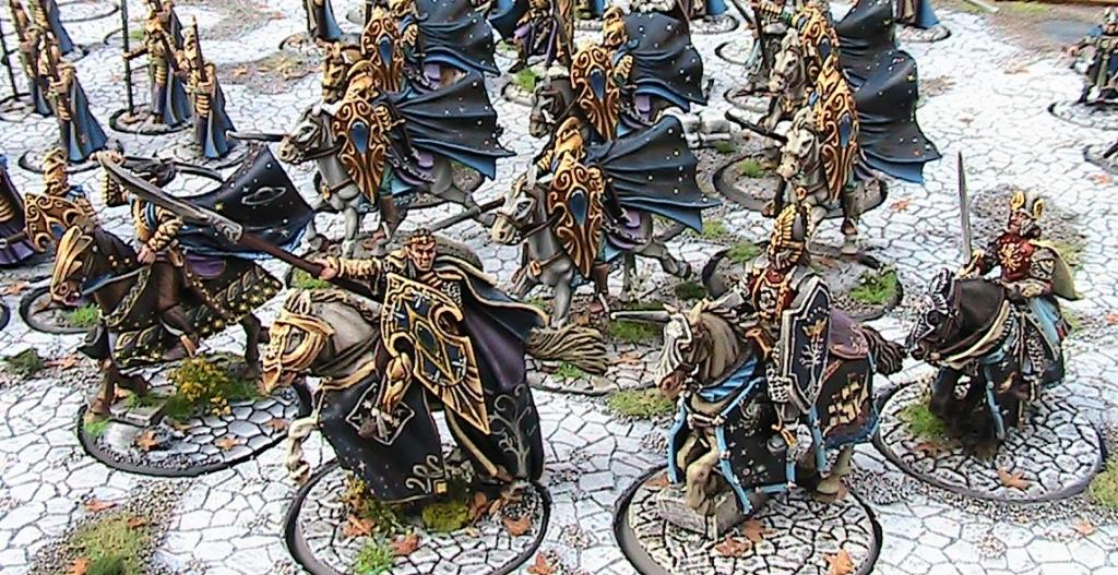 The Last Alliance - L'ultima Alleanza tra Uomini ed Elfi diorama esercito IMG_4297_zps0036966b