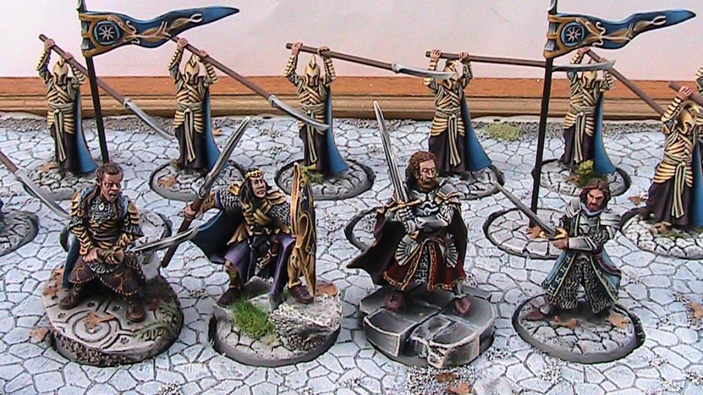The Last Alliance - L'ultima Alleanza tra Uomini ed Elfi diorama esercito IMG_4302_zps3513ca93