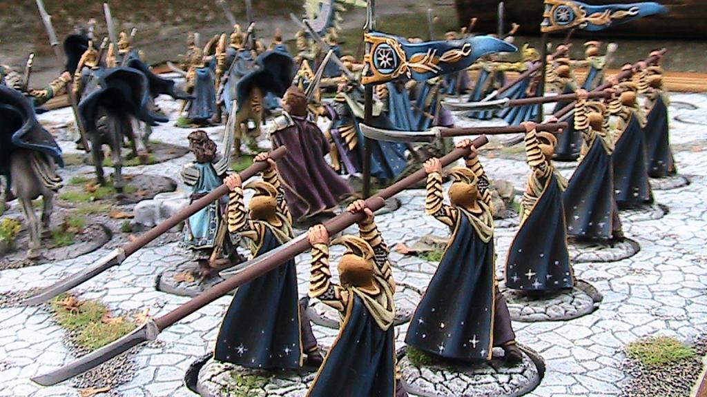 The Last Alliance - L'ultima Alleanza tra Uomini ed Elfi diorama esercito IMG_4303_zps404856ca