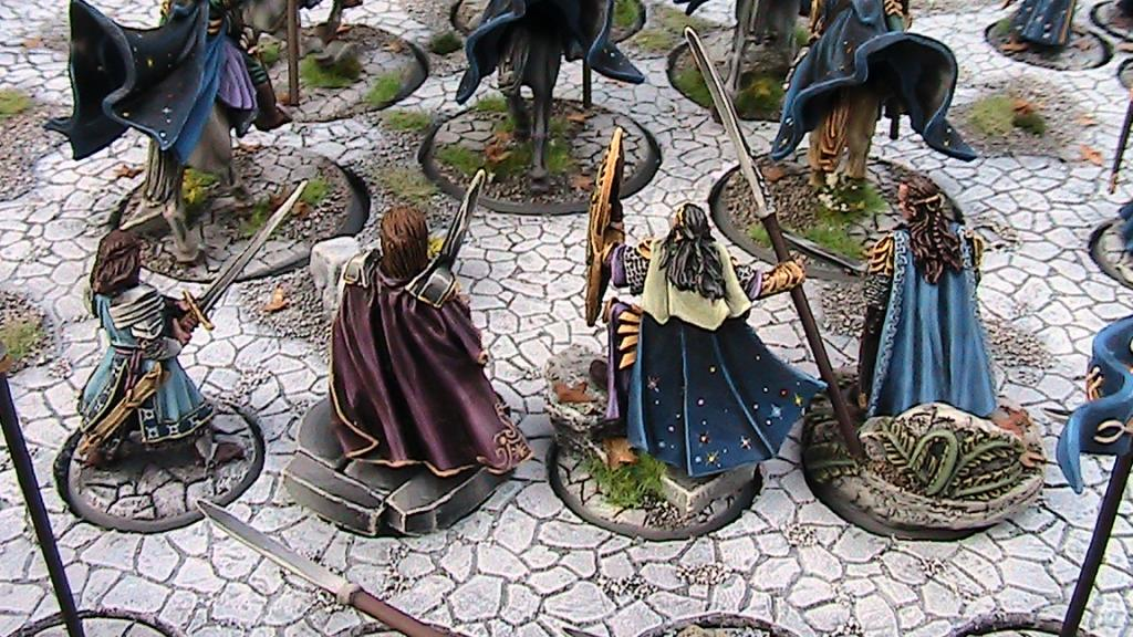 The Last Alliance - L'ultima Alleanza tra Uomini ed Elfi diorama esercito IMG_4306_zps15f19a8f