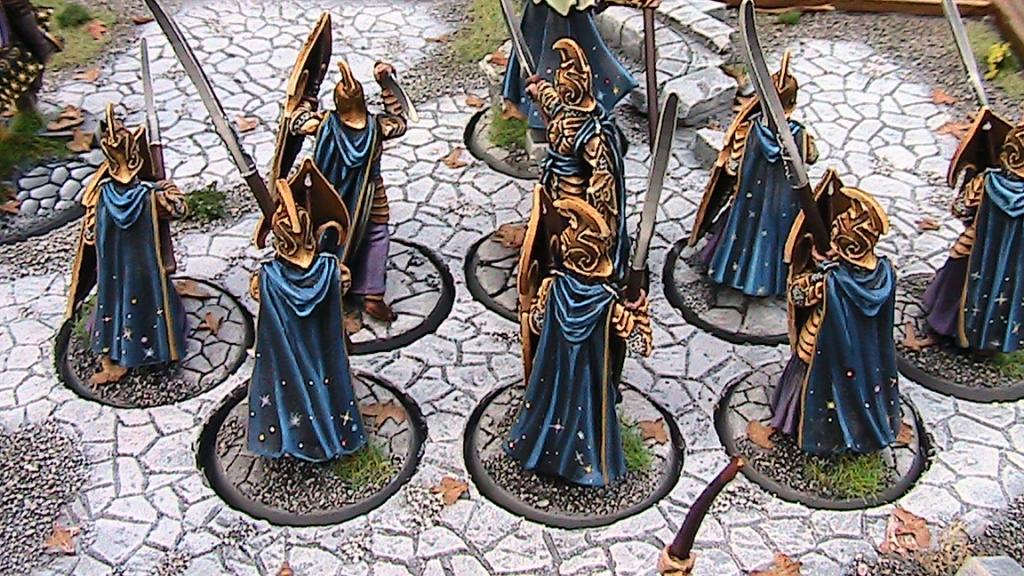 The Last Alliance - L'ultima Alleanza tra Uomini ed Elfi diorama esercito IMG_4307_zpsfd80937d