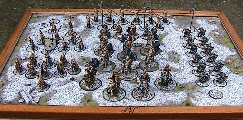The Last Alliance - L'ultima Alleanza tra Uomini ed Elfi diorama esercito IMG_4308_zpsb3cb976f