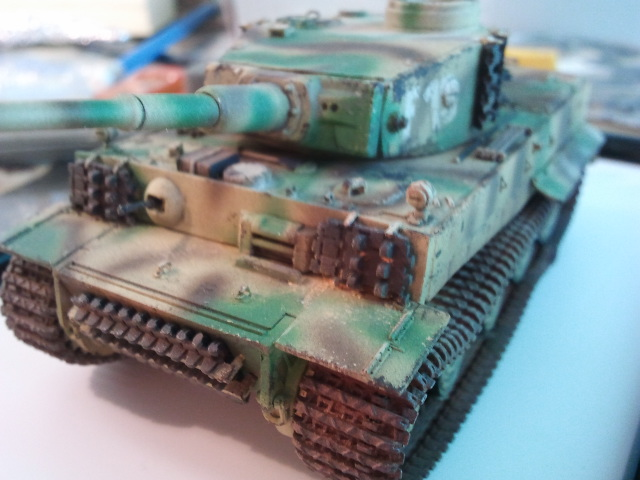 Tigre I Groupe Ferhmann (dragon 1/72) 2015-01-02160942_zps07b5971d