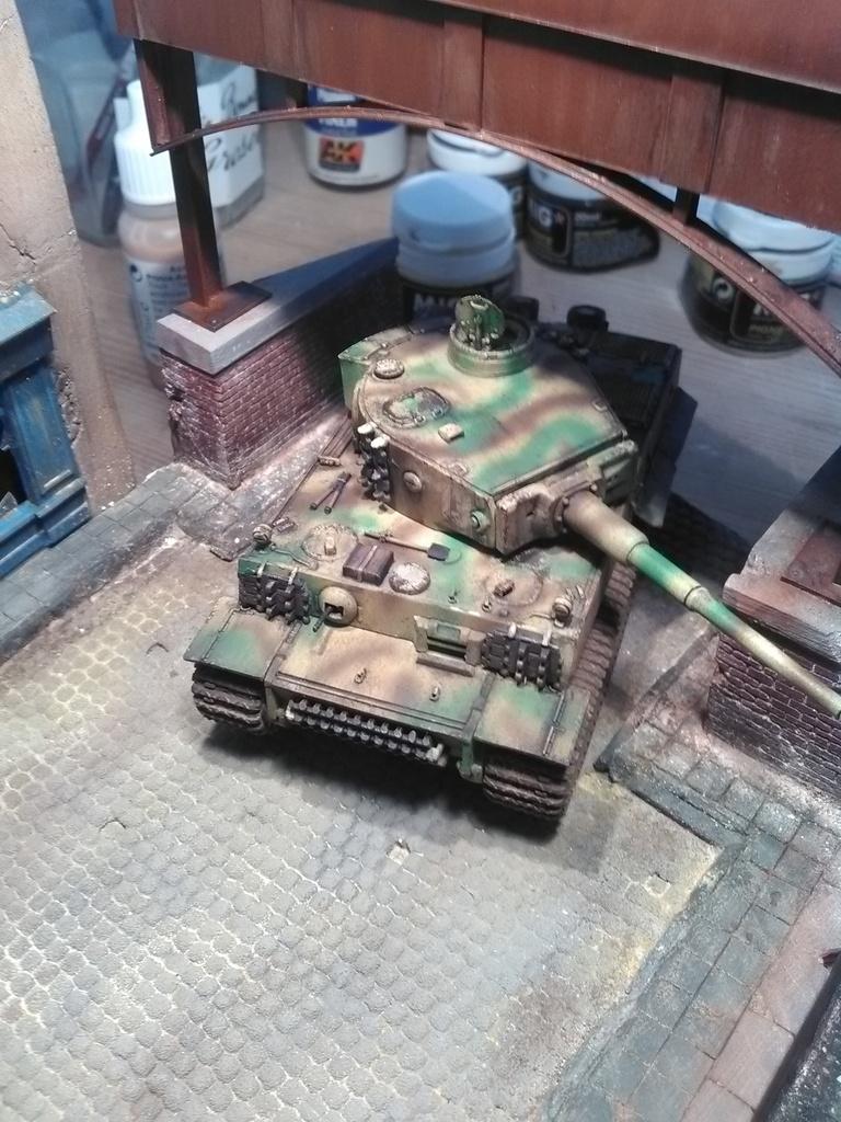 Tigre I Groupe Ferhmann (dragon 1/72) - Page 3 IMG_20161111_114147_zpsh3btrk5p