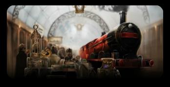 King's Cross y Expreso de Hogwarts