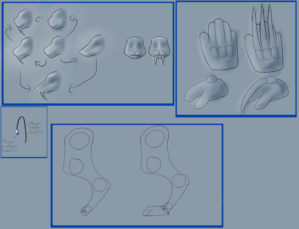 Spore Resurrection: Next Steps - Página 6 Parts