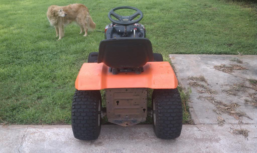 Weedeater Rally Mower Mytractor001_zps317b5ab1