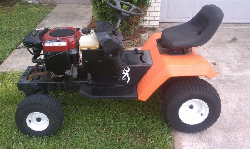 Weedeater Rally Mower Mytractor003_zps71a42164