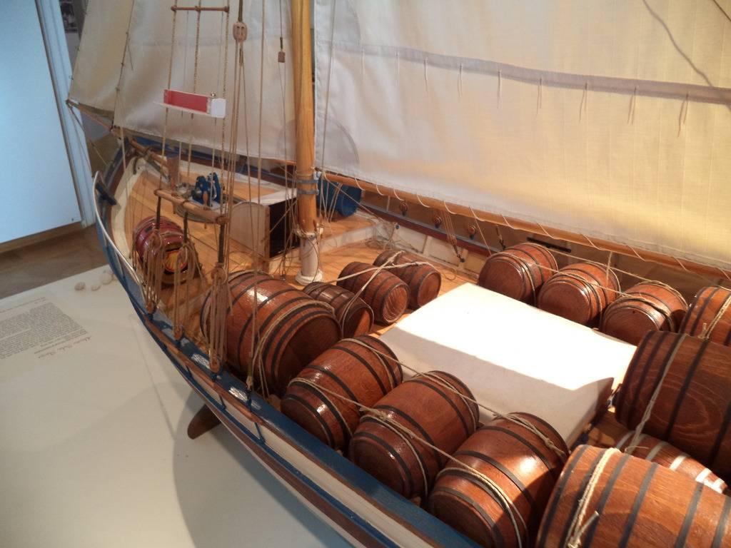 Vjetar Mediterana - Tradicijske barke Jadrana, autora Luciana Kebera 25_zpsbeza0h2q