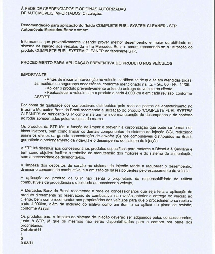 (MANUTENÇÃO): Aditivo STP® - Complete Fuel System Cleaner STP_zpsijdllo9u