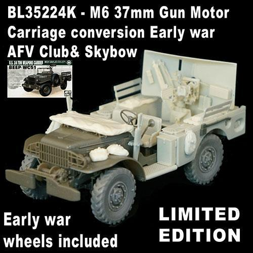 Et Blast Models dans tout ça? - Page 2 BLAST%20BL35224K%20US%20M6%2037mm%20Dodge%20late%20amp%20post%20war%20Conversion%20for%20AFV%20Club-Skybow%20kit%20WHEELS%20INCLUDED_zpsuatpxcmr