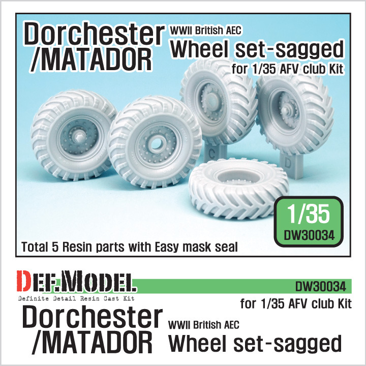 Nouveautés DEF MODEL DEF%20Ref%20DW30034%20WW2%20british%20AEC%20Dorchester%20_%20Matador%20sagged%20wheel%20set%2001_zpshdhr0z07