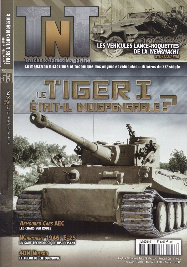 TNT N°53 (Trucks & Tanks Magazine). Janvier-Février 2016. TNT%2053-01_zpsfn9wsk5p
