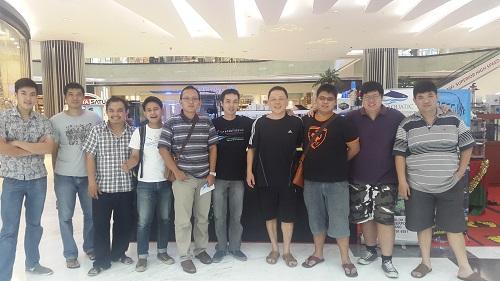 Event biota laut Indofishclub bersama Lippo Mall Puri 1%201_zpsbxllxptc