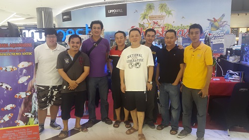 Event biota laut Indofishclub bersama Lippo Mall Puri 1%208_zpsshalp1iv