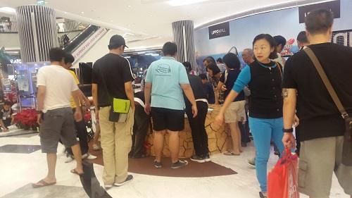Event biota laut Indofishclub bersama Lippo Mall Puri 20151205_212007_zps7utv9cvm