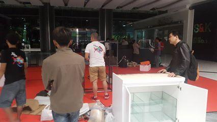 Event biota laut Indofishclub bersama Lippo Mall Puri 3_zpsuqrdya35