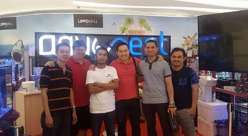 Event biota laut Indofishclub bersama Lippo Mall Puri Aq_zps0lwwkkqp