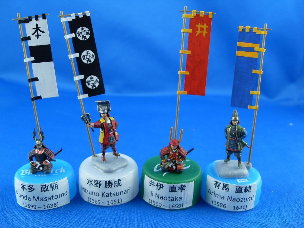 Die Zuschauer des Tokugawa-Shogunat - 1/72 SDC11152_zps3de8bd5b