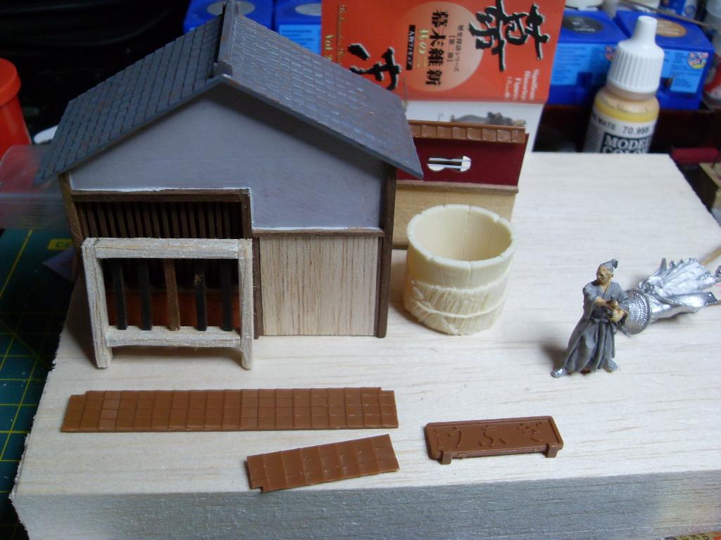Duell Nr. 2 - Yagyu vs. Yojimbo, 28mm SDC12160_zps258fe036